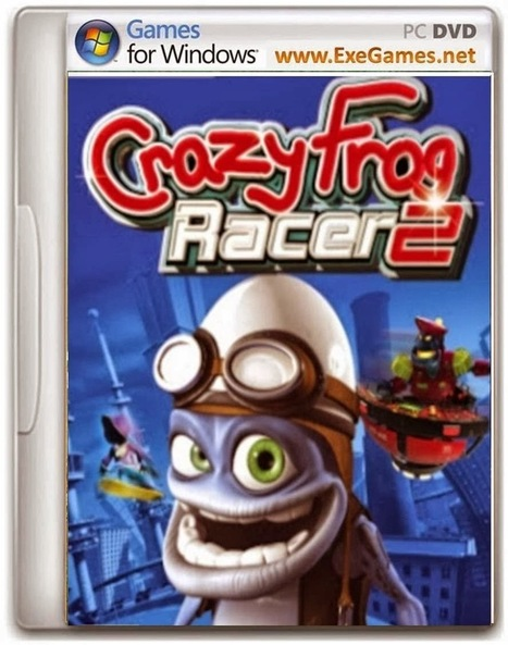 Crazy Frog Racer 2 Game - Free Download Full Version For PC | Free PC Games Download | Download Free Full Games | amaranes | Scoop.it