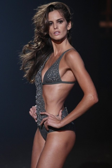 Etam le hace la competencia a Victoria's Secret en su desfile de París | VS News | Scoop.it