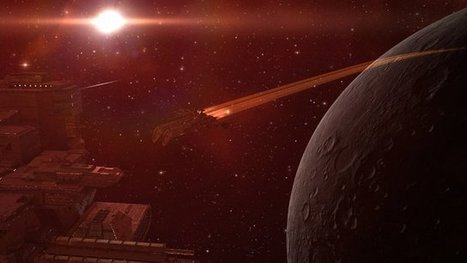 Eve Online, Dust 514 servers taken down due to DDoS attack - Polygon | Web Site & Domain Services | Scoop.it