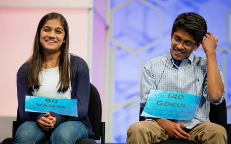 The Spelling-Bee Obsession | AP HUMAN GEOGRAPHY DIGITAL  STUDY: MIKE BUSARELLO | Scoop.it