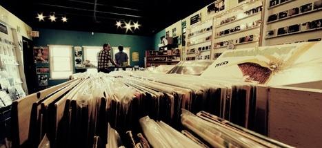 Pour les artistes britanniques, les vinyles rapportent plus que YouTube | Paper Rock | Scoop.it