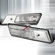 92-96 BMW 3-series E36  Side Marker Signal Lights  - Chrome (pair) Buy Online at Xtralights.com | Side Marker lights | Scoop.it