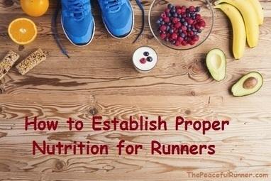 Establish Proper Nutrition for Runners   Advice for Runners   Scoop.it