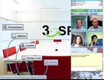3-GSP als 3e mogelijkheid voor videoconferenties | E-skills | Scoop.it