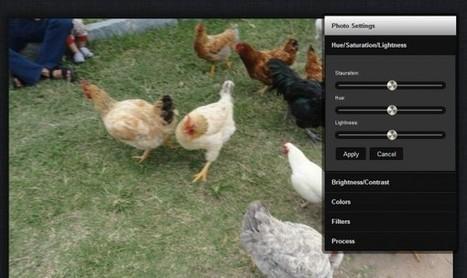 enThread – Un sencillo editor de fotos para corregir colores, contrastes, brillo, etc.   Recull diari   Scoop.it