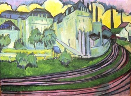 Ernst Ludwig Kirchner à l'Albertina de Vienne - Le Blog de VisiMuZ | VisiMuZ : les guides des musées sur tablettes | Scoop.it