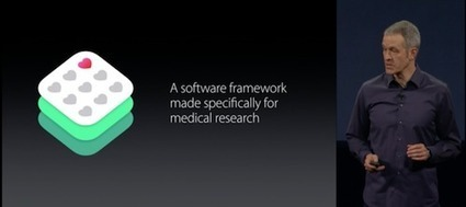 Apple Launches ResearchKit with 5 mHealth Apps to Revolutionize Medical Studies | Highlight HEALTH | Scoop.it