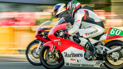 The fight to save lives at the world's deadliest race on the Isle of Man | M A G | Scoop.it