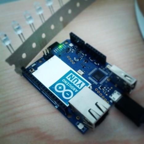 Let's explore Arduino Yún's unique features – Hardware review | Raspberry Pi | Scoop.it