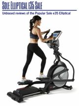 Sole Elliptical e35 Sale: Unbiased reviews of the Popular Sole e35 Elliptical | fitness training | Scoop.it