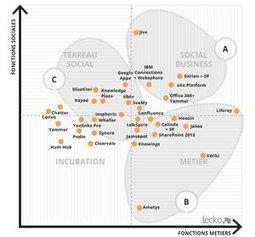 Sélection de 5 réseaux sociaux d'entreprise spécialisés | #C.M | Scoop.it