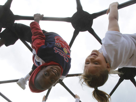 To Get Kids Exercising, Schools Are Becoming Creative | Nutrition & Health | Scoop.it