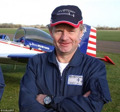 Shoreham airshow disaster pilot 'is being probed over earlier incident | Vince Tracy Podcasts and Information | Scoop.it
