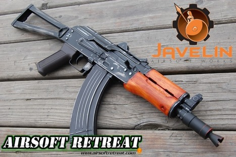 Review by BOOLIGAN : Battle Veteran AKS74U - AS-R Review Database | Thumpy's 3D House of Airsoft™ @ Scoop.it | Scoop.it
