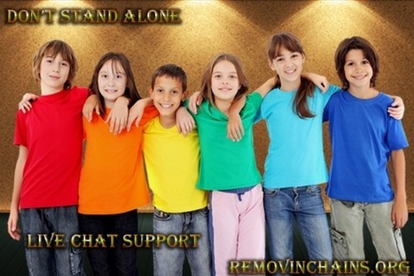 Don't Stand Alone -Stop Bullying! - Ark of Hope for Children | Depression, Bullying, Self Harm. | Scoop.it
