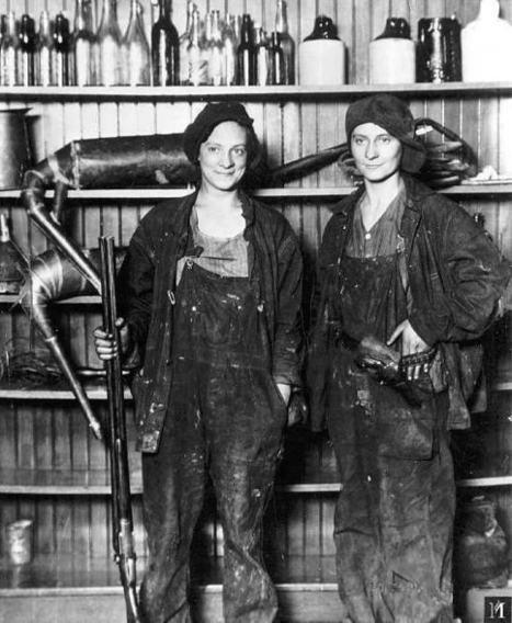 Female Bootleggers | Herstory | Scoop.it