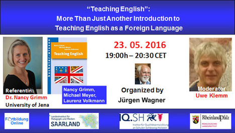 Globinars: More than just another introduction to Teaching English as a Foreign Language   eflclassroom   Scoop.it