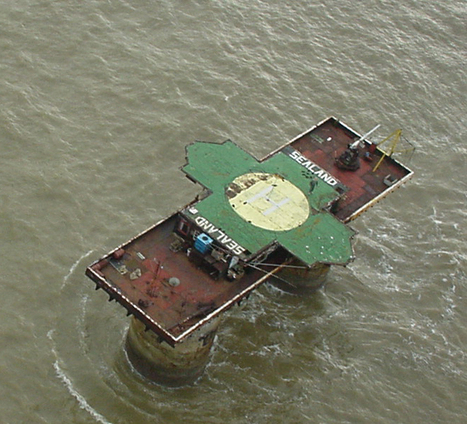 The Tiny Nation of Sealand | Abandoned Houses | Scoop.it
