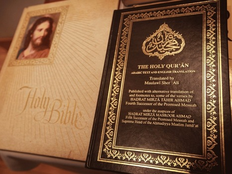 Someone analysed the Bible and Quran to see which is more violent | Trending Tech | Scoop.it