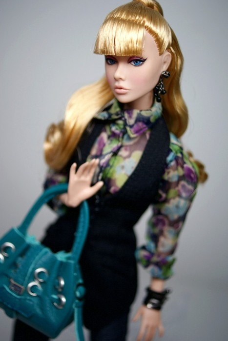 More of SS Poppy! | Shuga-Shug's Blog | Fashion Dolls | Scoop.it