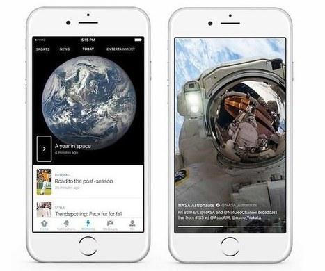 Twitter lance « Moments » pour ne plus rien manquer de l'actualité | Toulouse networks | Scoop.it