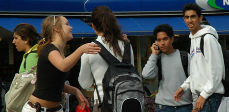 Positive teacher-student relationships boost good behaviour in teenagers for up to four years | Gelukkig voor de klas | Scoop.it