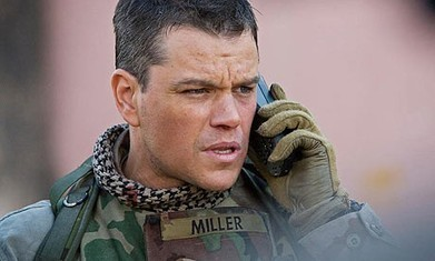"""Where Is Matt Damon?""  [Storytelling on Twitter] 