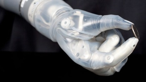 Paralyzed Man Successfully Given Prosthetic Hand That Can 'Feel' | Cyborg Anthropology: the rise of the machines | Scoop.it