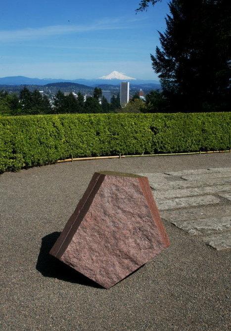 Isamu Noguchi lands at Portland: 22-piece exhibit set in Japanese Garden - OregonLive.com | Japanese Gardens | Scoop.it