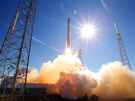 Experience the next SpaceX launch | The NewSpace Daily | Scoop.it