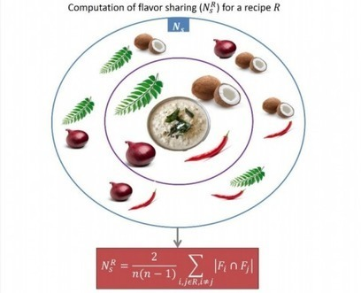 Scientists have figured out what makes Indian food so delicious   Big Data   Scoop.it