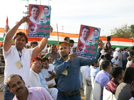 Indian parties are using Obama-style campaign tactics as hundreds of millions of voters head to the polls | Politics | Scoop.it