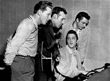 The true story behind Million Dollar Quartet | American Crossroads | Scoop.it
