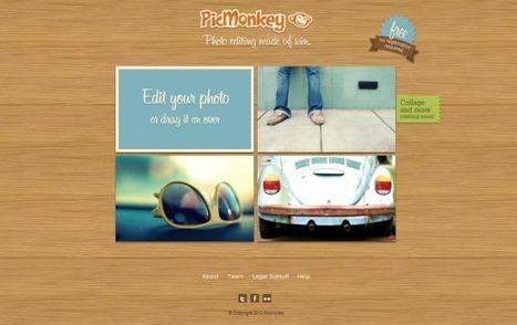 Retouche moi avec PicMonkey ! « etourisme.info | TIC TIC TIC ... CM | Scoop.it