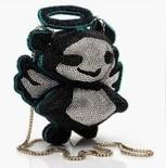 Jimmy Choo Panda Handbag: Limited-Edition, $15,000 | THE LOS ANGELES FASHION | Best of the Los Angeles Fashion | Scoop.it