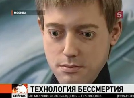 Russian researchers build partial android for bizarre mind-transfer project (video) | shubush augment | Scoop.it