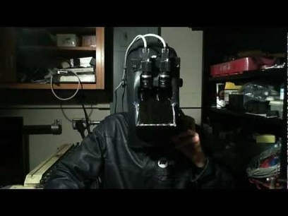 Augmented Reality Welding Mask | Augmented Reality geeks | Scoop.it