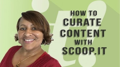 How To Curate Content With Scoop.it Chrome Extension | Joanna Prieto - Comunicación Estratégica | Scoop.it