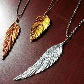 DIY Gold, Silver & Copper Pendants! | Crafts: Unknown Knowledge | Scoop.it