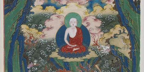 'The All-Knowing Buddha': An Exhibition That Takes Us To The Heart Of Tibetan Meditation   The Huffington Post   Kiosque du monde : Asie   Scoop.it