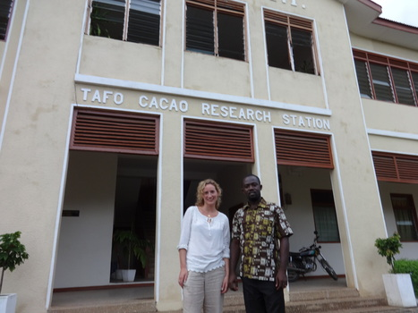 Cocoa is Ghana, Ghana is Cocoa... | Fair Trade Choco-locate | Scoop.it