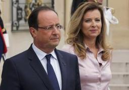 Amour secret! French President Hollande's affair with actress lasted two years | Europe, Australia and Africa | Scoop.it