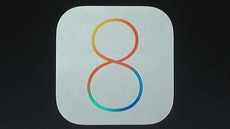 Votre iPad sous iOS 8 est lent ? Trop tard pour revenir sous iOS 7 | Libertés Numériques | Scoop.it