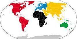 El origen de los nombres de los 6 continentes: Europa, Asia, Africa, América, Oceanía y Antártida. | Nota cultural del día | CURIOSIDADES | Scoop.it