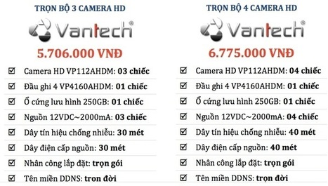 Tư vấn lắp đặt camera quan sát giá rẻ | sim3gchoipad | Scoop.it