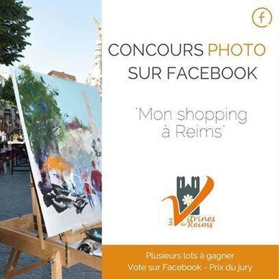 [JEU CONCOURS PHOTO] A l'occasion du... - Les Vitrines de Reims | Facebook | Les Chèques-Cadeaux | Scoop.it