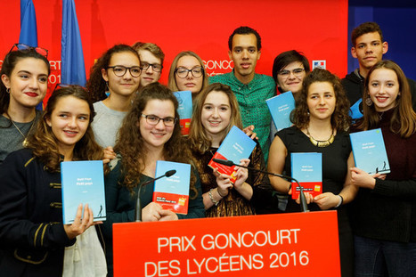 Le Prix Goncourt des lycéens | Saint-Gab veille | Scoop.it