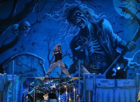 How Iron Maiden found its worst music pirates -- then went and played for them | Social Media Bites! | Scoop.it