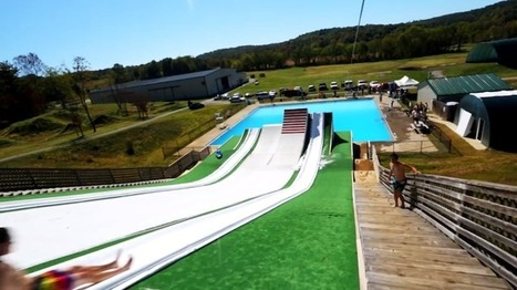 Super Fun Slip & Fly launch ramp | Where Cool Things Happen | Scoop.it