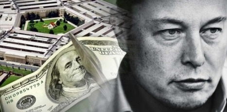 #FF Elon #Musk Just Exposed Billions in #Corrupt #Pentagon Spending to Weapons Monopoly | USA the second nazi empire | Scoop.it